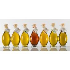 Olijfolie met basilicum olie 250 ml